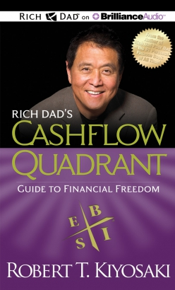 Cashflow Quadrant Audiobook